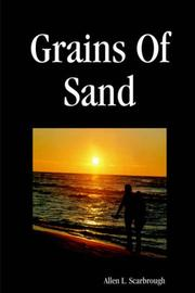 Cover of: Grains of Sand