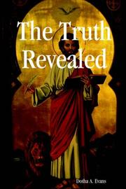 Cover of: The Truth Revealed