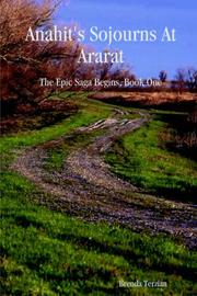 Cover of: Anahit's Sojourns At Ararat
