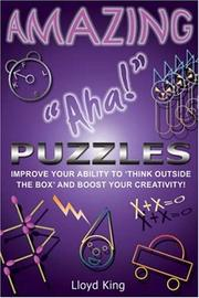 "Cover of: Amazing ""Aha!"" Puzzles"