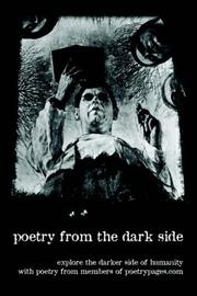 Cover of: Poetry from the Dark Side | Jera Web Creations