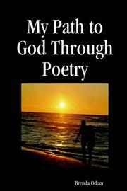 Cover of: My Path to God Through Poetry