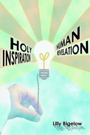 Cover of: Holy Inspiration - Human Revelation