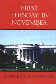 Cover of: First Tuesday in November