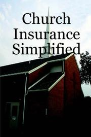 Cover of: Church Insurance Simplified