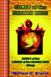 Cover of: Curse of the Dragon Rose