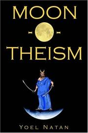 Cover of: Moon-o-theism