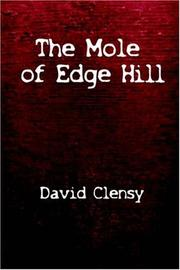 Cover of: The Mole Of Edge Hill