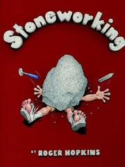 Cover of: Stoneworking
