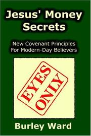 Cover of: Jesus' Money Secrets