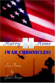 Cover of: Hurry Home (War Chronicles)