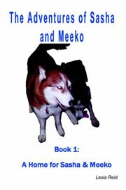Cover of: The Adventures of Sasha and Meeko