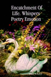 Cover of: Encatchment Of LIfe. Whispers Poetry Emotion