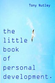 Cover of: The Little Book of Personal Development