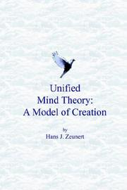 Cover of: Unified Mind Theory