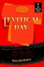 Cover of: Levitical Day