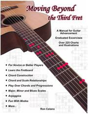 Cover of: Moving Beyond the Third Fret (bw)