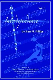 Cover of: Developing Interdependence ( Volume One )