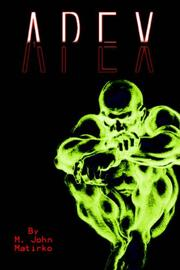 Cover of: Apex