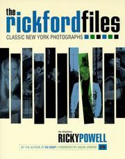 Cover of: The Rickford Files | Ricky Powell