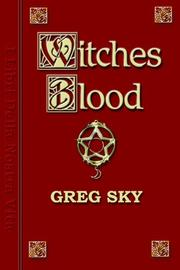 Cover of: Witches Blood