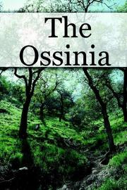 Cover of: The Ossinia