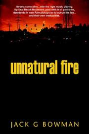 Cover of: Unnatural Fire