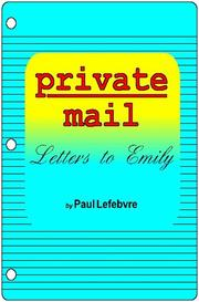 Cover of: Private Mail