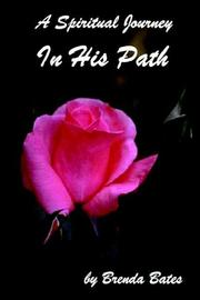 Cover of: In His Path - A Spiritual Journey