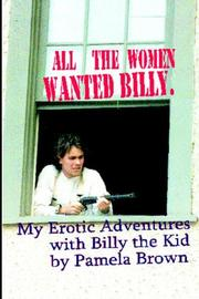 Cover of: My Erotic Adventures with Billy the Kid