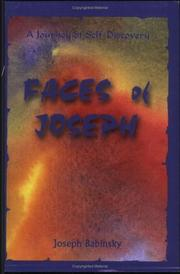 Cover of: Faces of Joseph