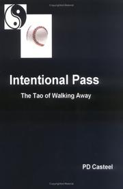 Cover of: Intentional Pass