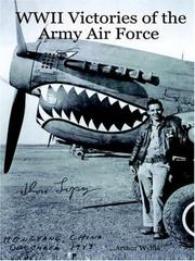 Cover of: WWII Victories of the Army Air Force