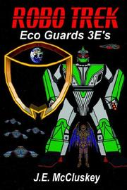 Cover of: Robo Trek, Eco Guards 3E's