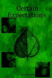 Cover of: Certain Expectations
