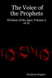 Cover of: The Voice of the Prophets | Marilynn Hughes