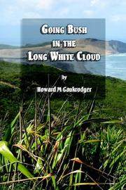 Cover of: Going Bush in the Long White Cloud