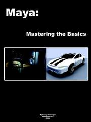 Cover of: Maya; Mastering the Basics