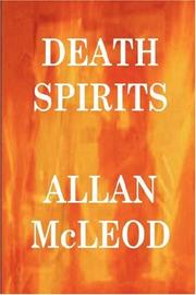Cover of: Death Spirits
