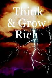 Cover of: Think & Grow Rich