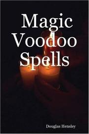 Cover of: Magic Voodoo Spells