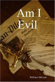 Cover of: Am I Evil