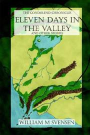 Cover of: Eleven Days in the Valley (and Other Stories)