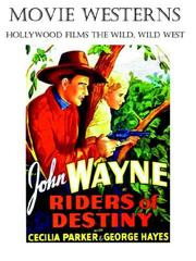 Cover of: MOVIE WESTERNS