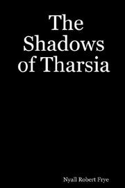 Cover of: The Shadows of Tharsia