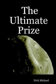 Cover of: The Ultimate Prize