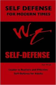 Cover of: SELF - DEFENSE FOR MODERN TIMES