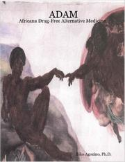 Cover of: ADAM | Ph.D., Biko Agozino