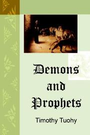 Cover of: Demons and Prophets