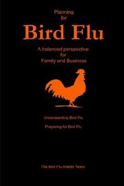 Cover of: Planning for Bird Flu